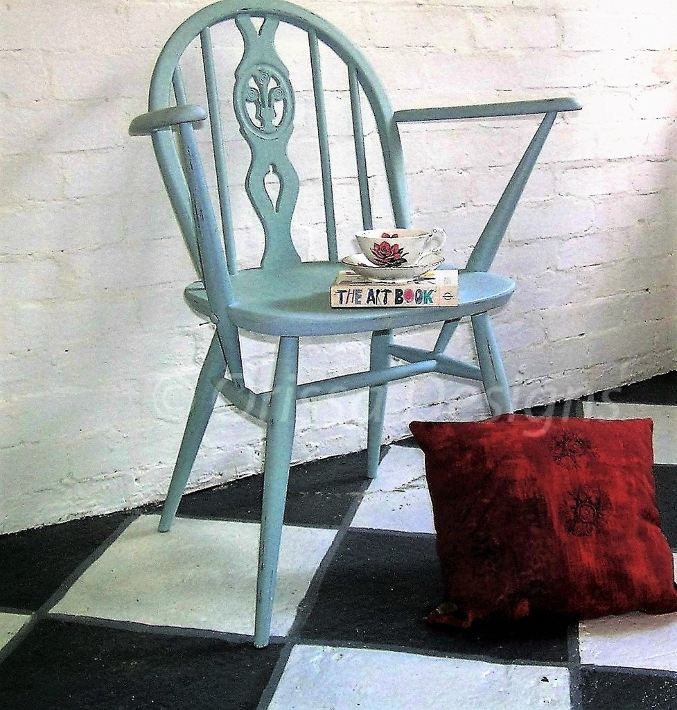 Windsor Backed Chair